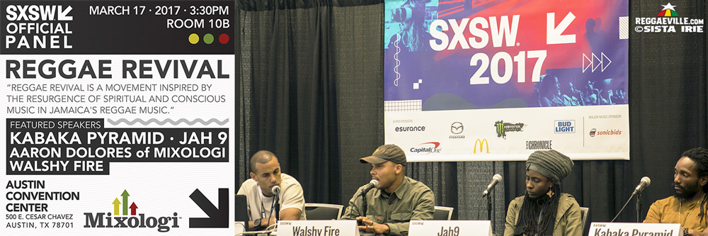 Official SXSW Panel and Showcase